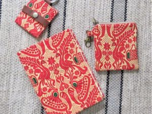 Assamese Jacquard Design Notebook